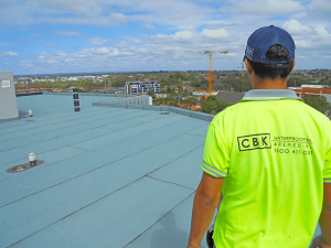 canterbury-bankstown unit development waterproofing